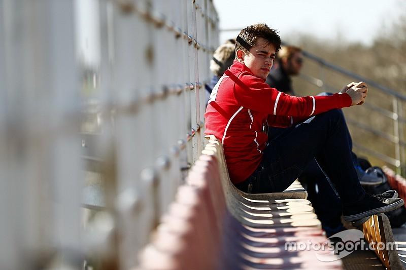 【F1】シャルル・ルクレール、ザウバーのリザーブドライバーに就任