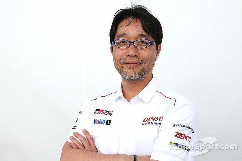Toyota tiene a un nuevo presidente para el WEC