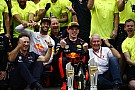 Horner over deal met Verstappen: