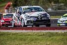 Clio Cup France Un doublé pour Thibaut Bossy en Clio Cup France