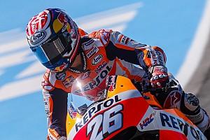 """MotoGP Noticias de última hora Pedrosa: """"El cambio está hecho, habrá que adaptarse al nuevo neumático"""""""