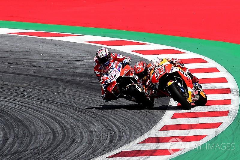 """Dovizioso : """"Lorenzo a permis de confirmer la réalité de la moto"""""""