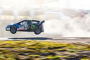 World Rallycross Résumé de course Kristoffersson termine la journée en tête devant Loeb