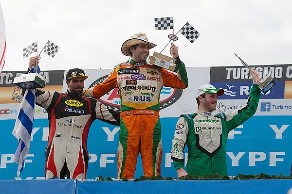 TURISMO CARRETERA Reporte de la carrera Castellano se reencontró con el triunfo en Paraná