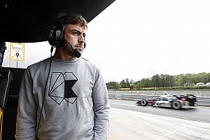 IndyCar Новость McLaren показала тизер ливреи машины Алонсо для «Инди 500»