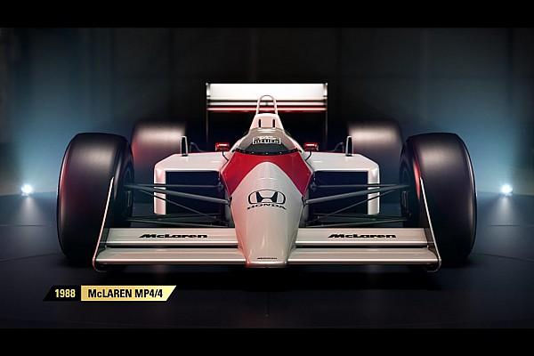 FORMULA 1 LİGİ Son dakika F1 2017'nin piyasaya sürülme tarihi açıklandı