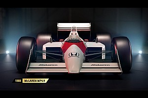 eSports Breaking news F1 2017 game gets release date, classic cars