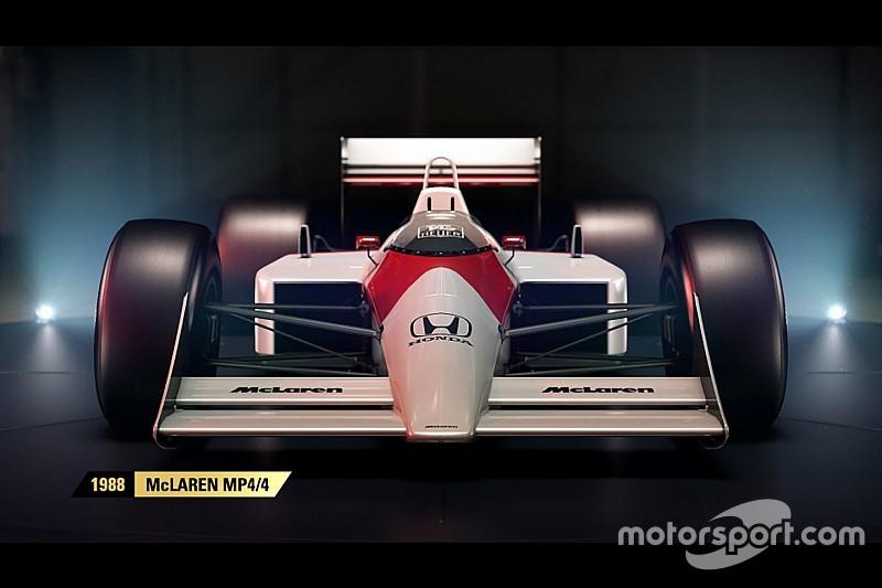 F1 2017: date de sortie annoncée et retour des F1 classiques