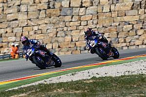 WSBK Réactions Yamaha renforce sa position de troisième force du championnat
