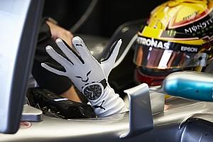 Formule 1 Actualités Les pilotes utiliseront des gants biométriques en 2018