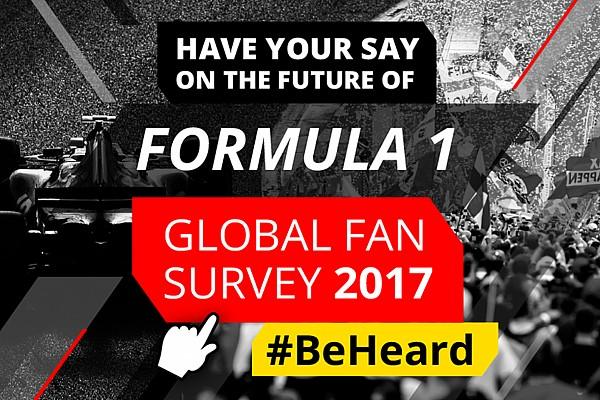 Formula 1 Motorsport.com news Motorsport Network launches second Global Fan Survey about F1