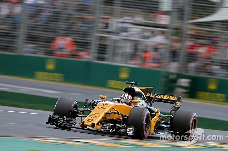 Hülkenberg hisse Renault