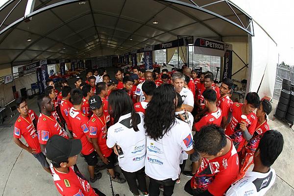 Formula 4 SEA Race report Semua mobil habis bensin saat balapan, F4 SEA: Kami minta maaf