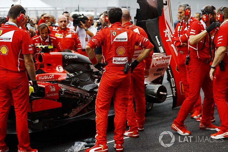 Ferrari : Marchionne hausse le ton et évoque des changements