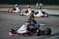 Kart: Miguel Costa bate recorde ao subir para categoria Júnior com 11 anos na Itália