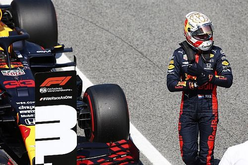 Verstappen explains why he didn't try contra-tyre strategy