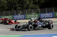 Mercedes sacrificaría ritmo si regresan problemas en caja de cambios