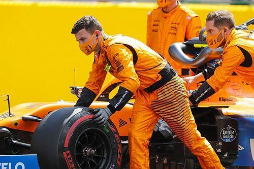 McLaren F1 estudia cambiar la filosofía de su coche