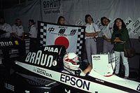【トップインタビュー】F1引退を決めた中嶋悟。その心を晴らした本田宗一郎からの一言