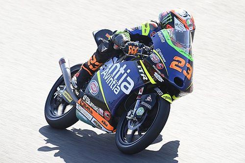 Moto3, Jerez, Libere 1: Antonelli parte con il piede giusto