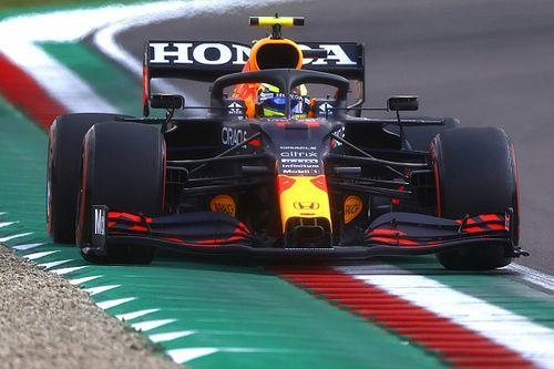 Perez: Last-corner mistake cost me Imola F1 pole