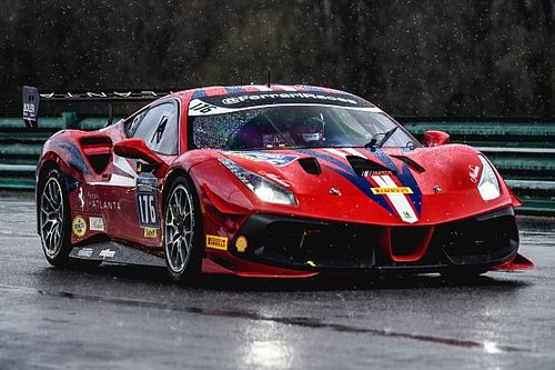 Coppa Shell races, but Trofeo Pirelli delayed for weather
