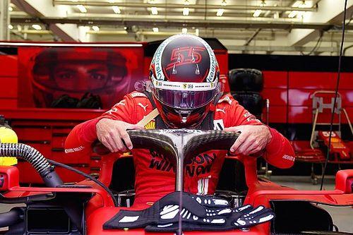 "Sainz, ante su primera carrera en Italia con Ferrari: ""Será emotiva"""
