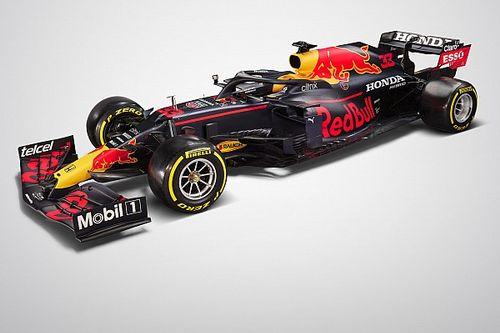 红牛发布RB16B赛车