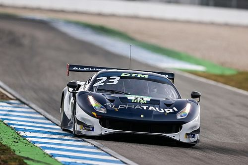 """Albon """"up to speed"""" with Ferrari GT3 car ahead of DTM debut"""