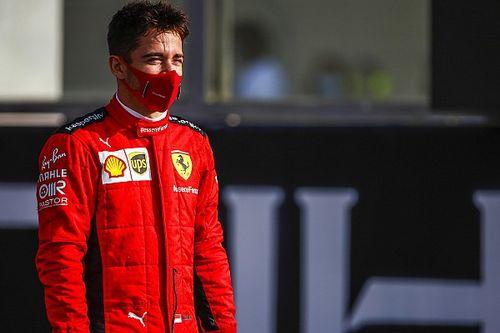 """لوكلير يصف موسم 2020 بأنّه """"الأفضل"""" في مسيرته في الفورمولا واحد"""