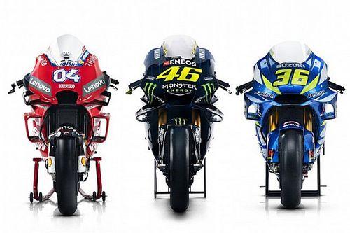 Galeri: 2019 MotoGP sürücüleri ve motosikletleri
