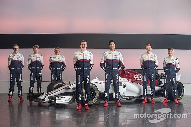 Sauber Junior Team reveals 2019 line-up