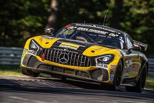 Temsilcilerimiz Nurburgring'de piste çıktı