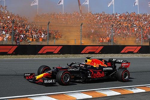 """Verstappen: """"Never straightforward"""" to meet expectations at home GP"""