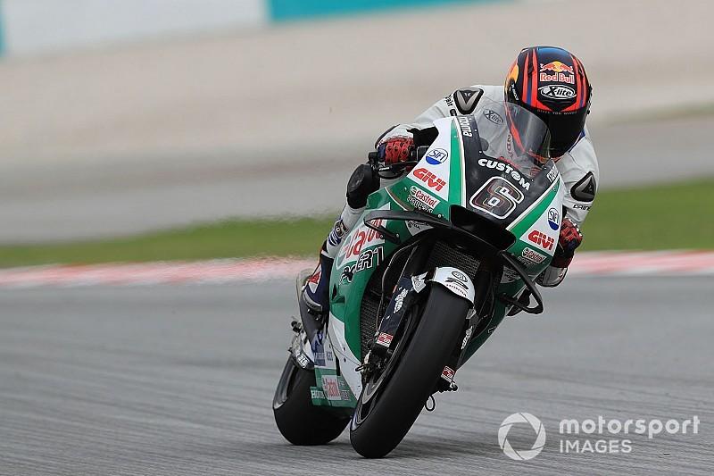 Брадль заменит травмированного Кратчлоу на финальной гонке сезона MotoGP