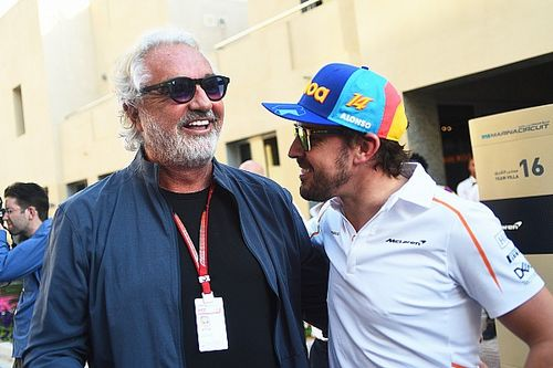 """Briatore: """"Renault moet focus verleggen naar 2022"""""""