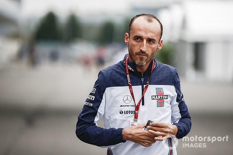 Kubica pourrait devenir pilote de développement Ferrari