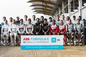 Découvrez les pilotes et équipes de Formule E 2018-2019