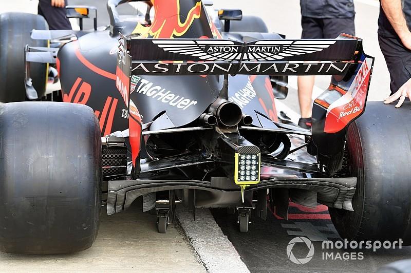 Warum Red Bull für einen alten Motor eine Strafe akzeptiert