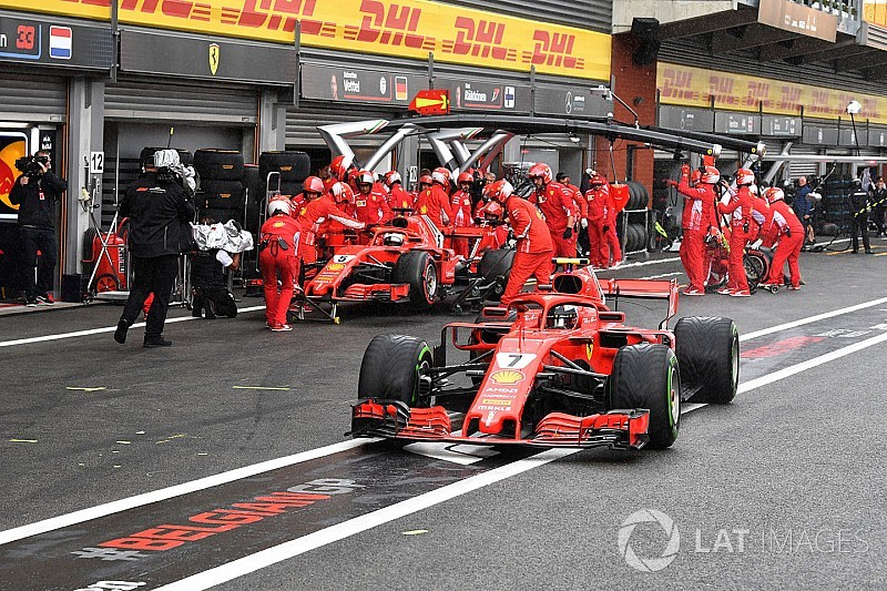 Fuel miscalculation wrecked Raikkonen's Spa qualifying