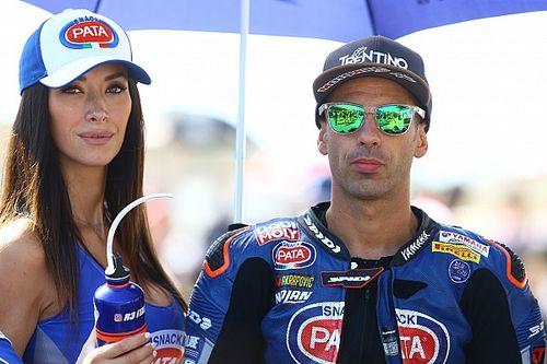 """Regenerated"" Melandri back in WSBK with Barni Ducati"