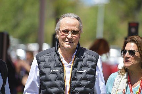 Умер многолетний совладелец McLaren Мансур Ойех