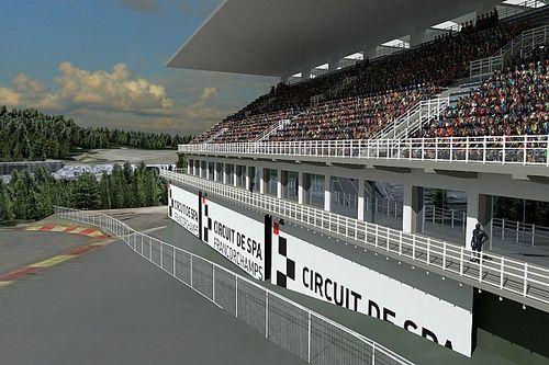Spa-Francorchamps onthult renovatie van 80 miljoen euro