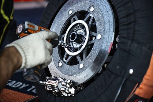Brembo developing bigger MotoGP brake discs after Barcelona test