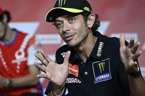 MotoGP: Equipe Petronas oficializa contratação de Rossi para 2021