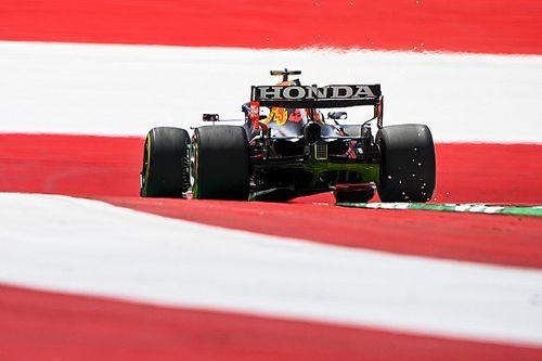 Verstappen manda en la FP1 del GP de Estiria delante de Gasly y Pérez es 13°
