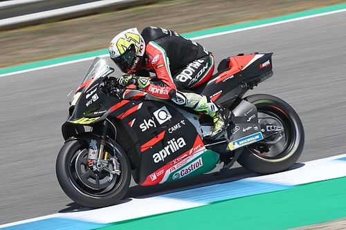 "Espargaro: Aprilia is now MotoGP's ""revolution"""