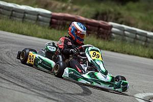 Karting Yarış raporu Karting Rüzgarı Körfez'de Esti