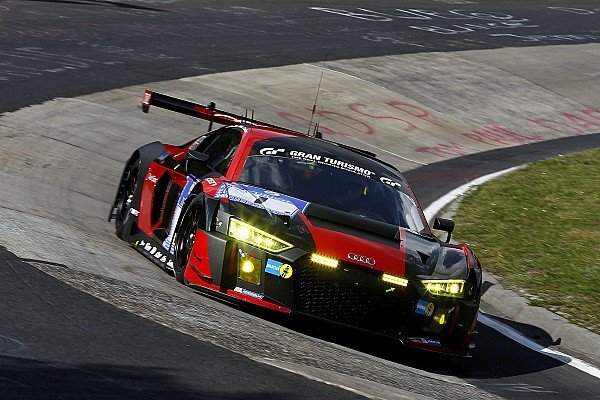 Audi unveils four-car Nurburgring 24 Hours 2017 effort