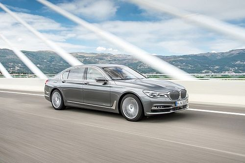Un V6 diesel de 400 chevaux pour la BMW 750d